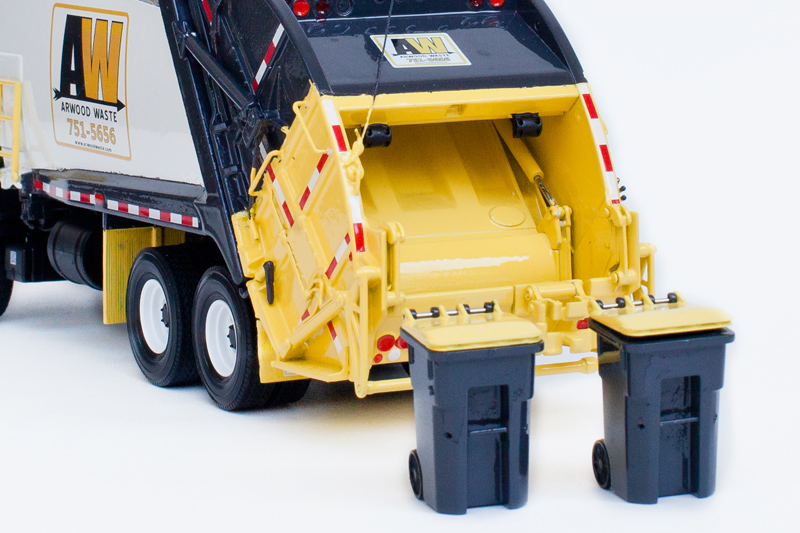 Garbage and Curbside Collection Service Call Toll Free